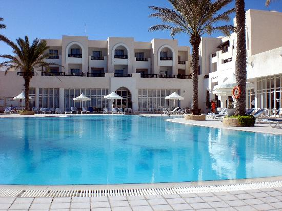 H tel al jazira beach djerba djerba infos cartes for Comparateur hotel italie