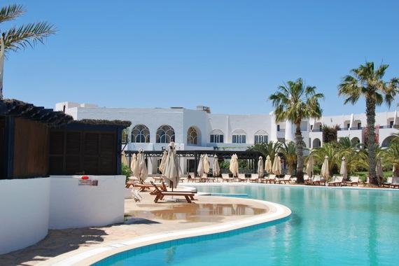H U00f4tel Welcome Meridiana Djerba