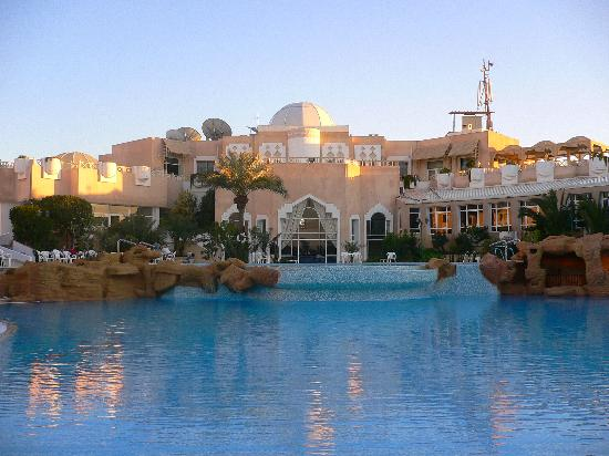 H tel joya paradise djerba djerba infos cartes for Hotels djerba
