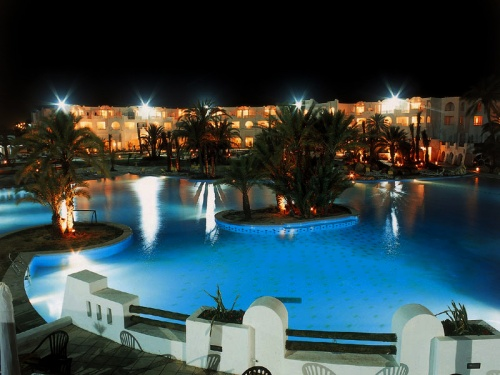 H U00f4tel Vincci Resort Djerba