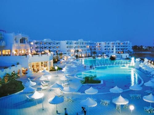 H tel vincci alkantara thalassa djerba djerba infos for Hotels 5 etoiles